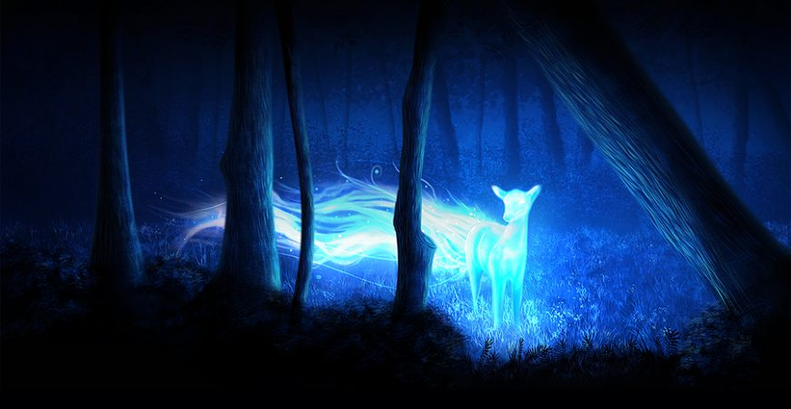 Patronus de lily, Harry Potter