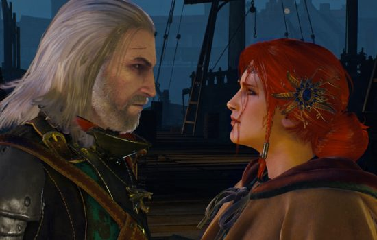 Triss et Geralt, Maintenant ou jamais