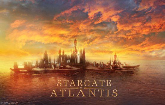 Atlantis, Stargate Atlantis