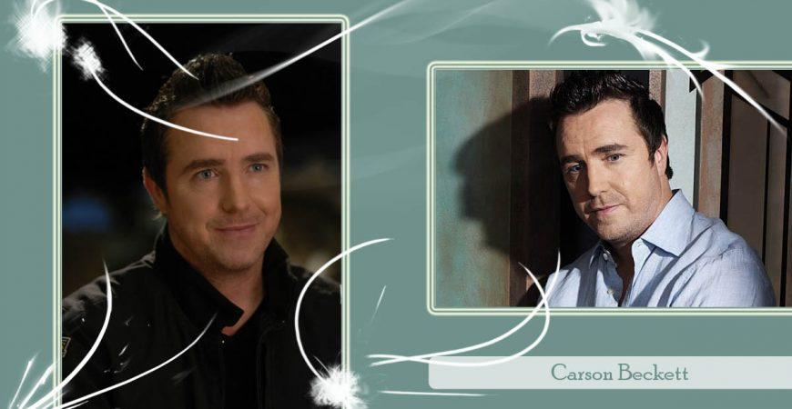 Stargate Atlantis, Carson Beckett