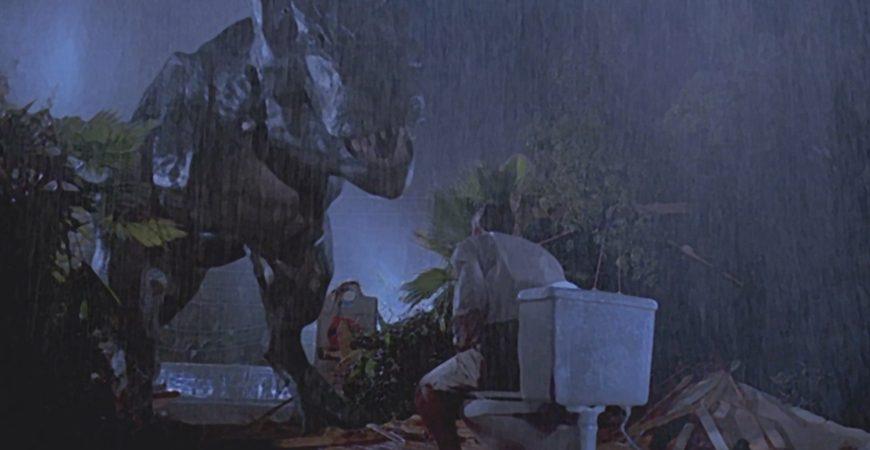 Top morts stupides - Gennaro dans Jurassic Park