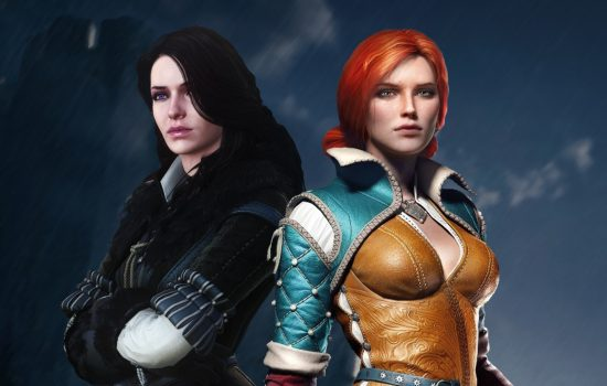 Triss ou Yennefer, deux choix de romance pour Geralt