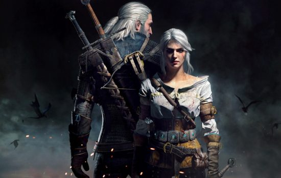 The Witcher 3, les sorceleurs Geralt et Ciri