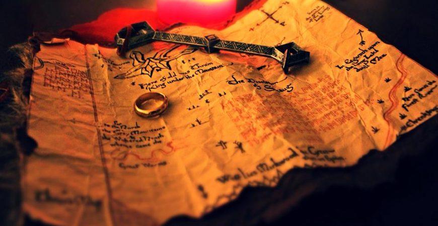 Les lieux du Hobbit