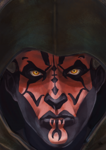 Seigneur Sith - Maul