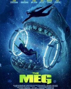 Affiche du film En eaux troubles - The Meg