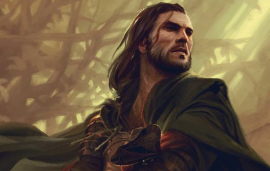 Cahir, le chevalier noir, The Witcher, Le sorceleur