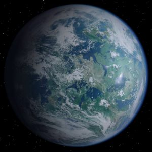 Visite galaxie - Alderaan