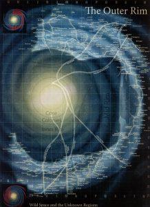 Visite galaxie - Bordure Extérieure