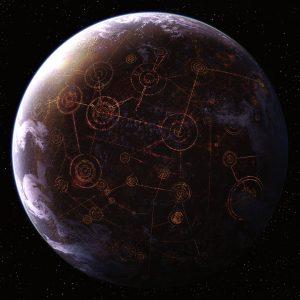 Visite galaxie - Coruscant