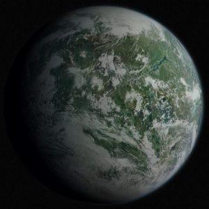 Visite galaxie - Dagobah
