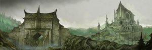 Terre du Milieu - Dol Guldur