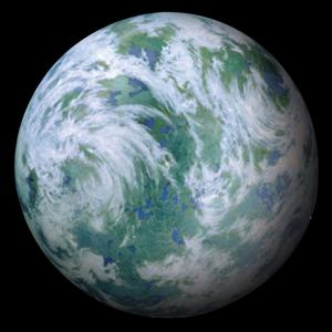 visite galaxie - Endor