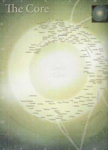 Visite galaxie - Mondes du Noyau