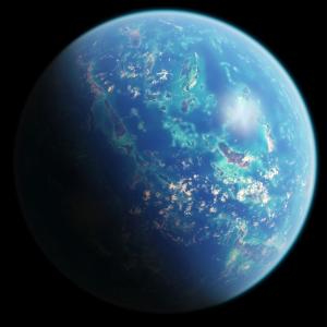 Visite galaxie - Scarif