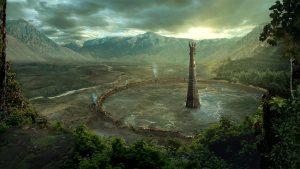 Terre du Milieu - Fangorn et Isengard