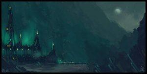 Terre du Milieu - Minas Morgul