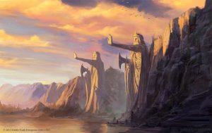Terre du Milieu - Amon Hen