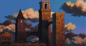forteresse - Miyazaki - Gedo Senki