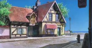 Boulangerie - Miyazaki - Majo no Takkyūbin