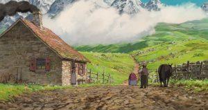 landes - Miyazaki - Hauru no Ugoku Shiro