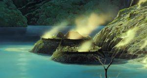 Le village des forges - Miyazaki - Mononoke Hime