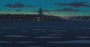 tokyo - Miyazaki - Kaze tachinu