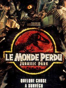 Affiche du film Le Monde Perdu.
