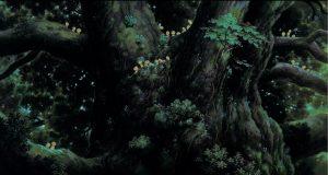 L'arbre mère - Mononoke Hime