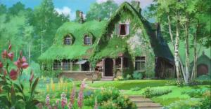 Maison de Kiki - Miyazaki - Majo no Takkyūbin