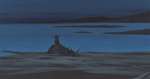 lac d'acide - Miyazaki - Kaze no tani no Naushika