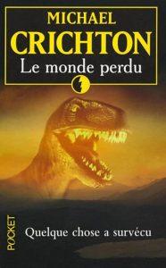 Couverture du roman Le Monde Perdu aux éditions Pocket.