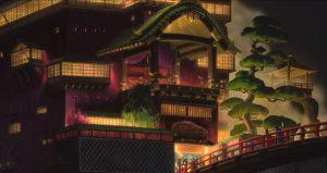 palais des bains - Miyazaki - Sen to Chihiro no Kamikakushi