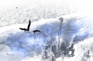 Westeros - The Wall