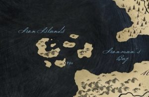 Westeros - Iles de Fer