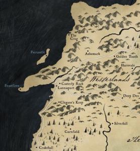 Westeros - Terres de l'Ouest