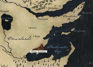 Westeros - Terres de la Couronne