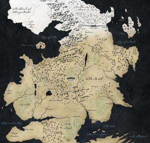 Westeros - le Nord