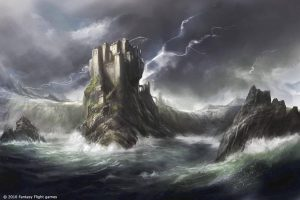 Stormlands - Storm's end