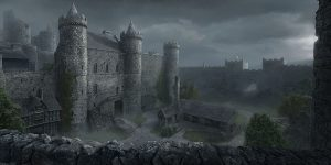 Le Nord - Winterfell