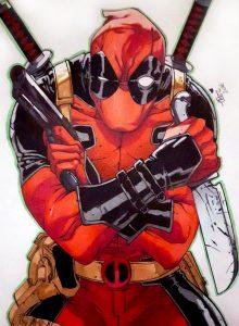 Deadpool, comics