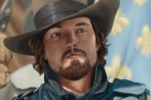 personnages : Athos (Tom Burke, série 2011)