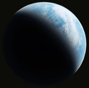 Visite galaxie - Kijimi
