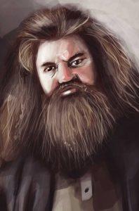 Hagrid - Gryffondor