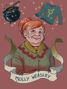 Molly - Gryffondor