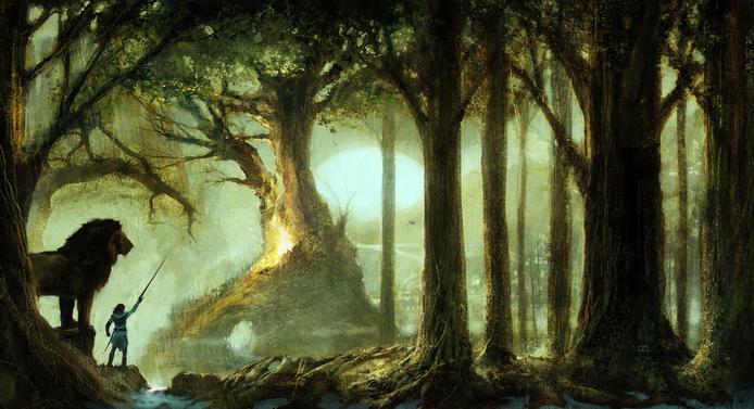 Narnia - bois de la Peur