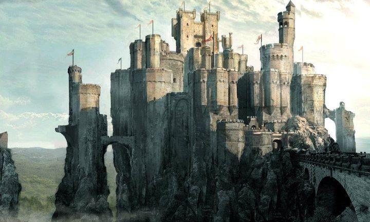 Narnia - château de Miraz