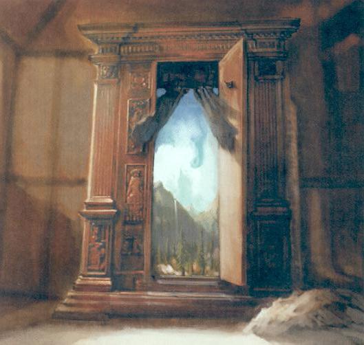 Narnia - Amoire
