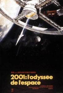 Affiche du film 2001: l'Odyssée de l'Espace