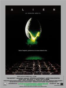 Affiche du film Alien : le huitième passager